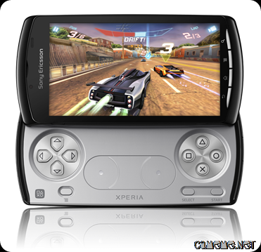 Xperia PLAY_Black_CA01_screen1